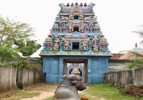 Sri Paalvanna Naathar Temple, Thirukazhipalai, Chidambaram - 275 Shiva Temples
