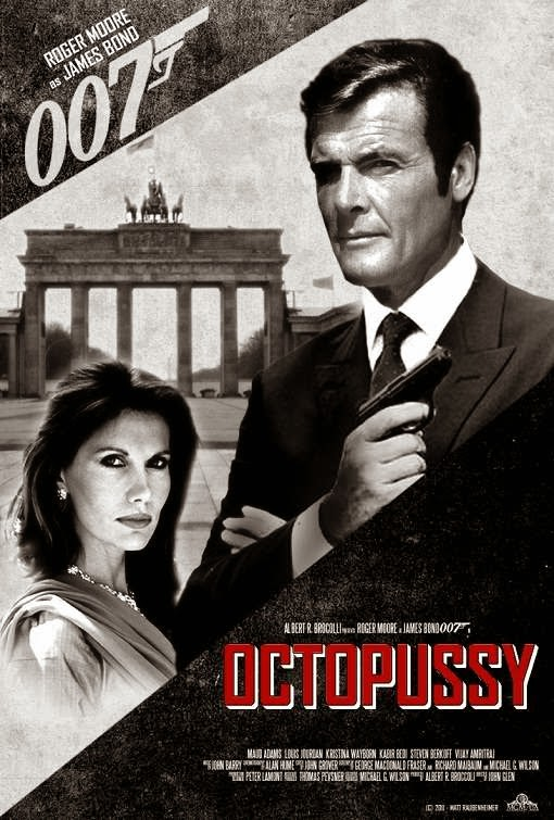 Poster Of Octopussy (1983) Full Movie Hindi Dubbed Free Download Watch Online At alldownloads4u.com