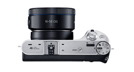 Digital Camera Review - Samsung NX500