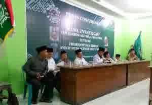 Tarekat Samaniyah Pimpinan Syeikh Muda Ahmad Arifin Al Haj Medan Tidak Sesat