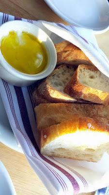 Laurelhurst Market To Begin item of Little T Breads with Housemade Ricotta & Olive Oil