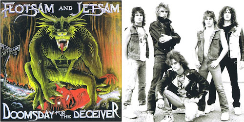 FLOTSAM AND JETSAM - DOOMSDAY FOR THE DECEIVER