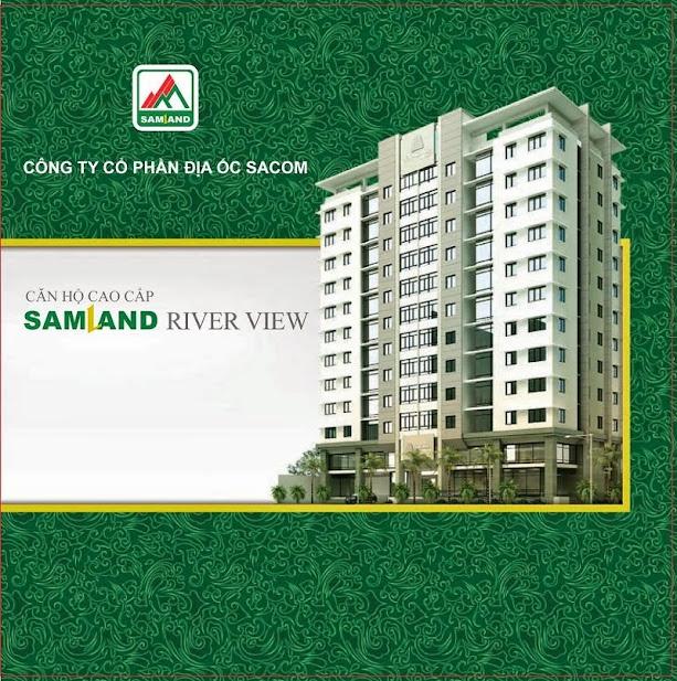 Mở bán căn hộ SAMLAND River View Quận Bình Thạnh