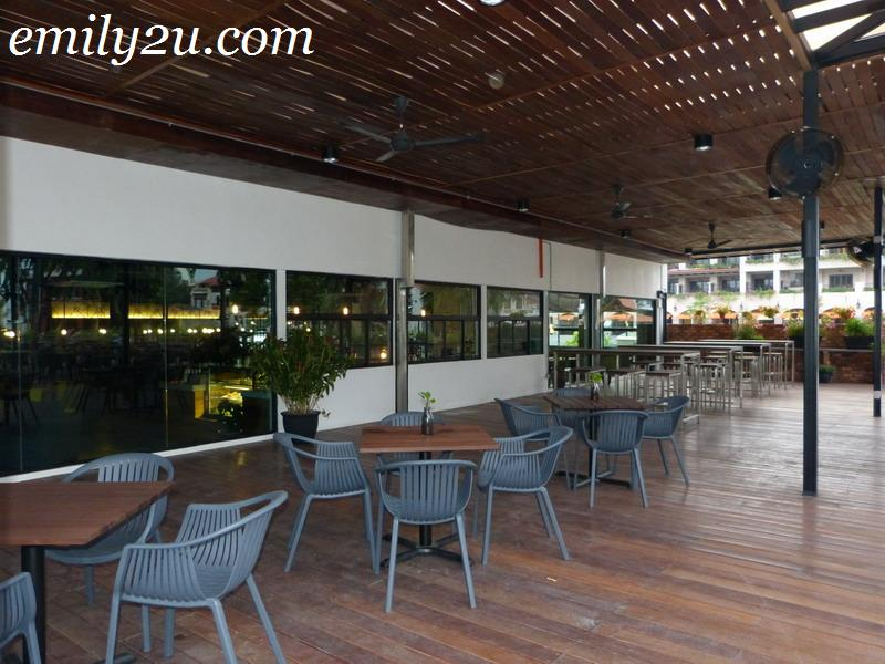 Halia Inc Restaurant Malacca