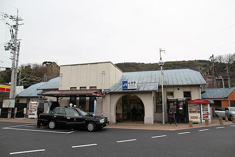 JR東海道本線(神戸線) 山崎駅