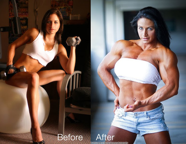 Theresa Ivancik transformation