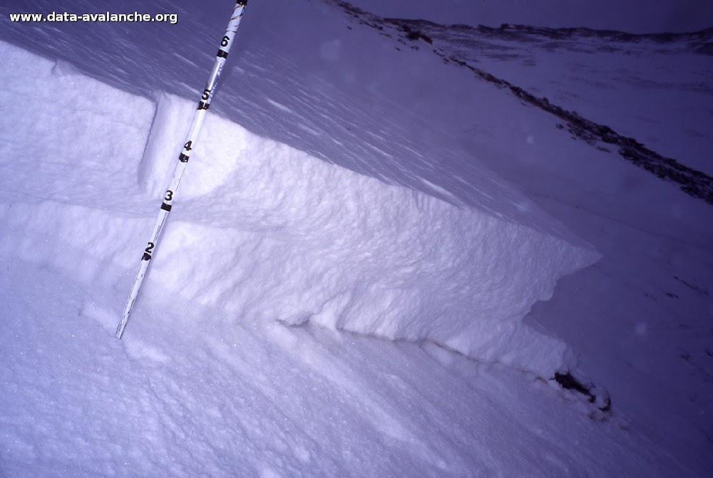 Avalanche Mont Thabor, secteur Pointe du Fréjus, Traversée de la Combe - Photo 1