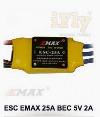 ESC EMAX 25