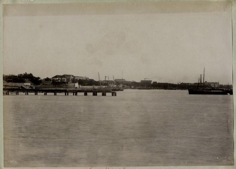 Tuticorin India  city photos : Tuticorin Port Tamil Nadu 1890's Old Indian Photos