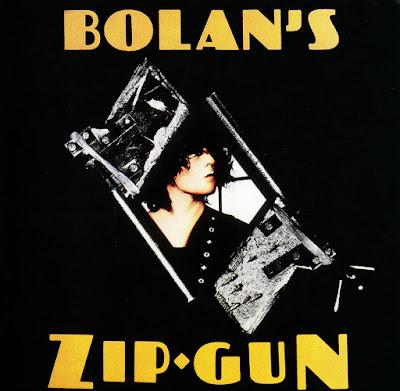 T.Rex ~ 1975 ~ Bolan`s Zip Gun