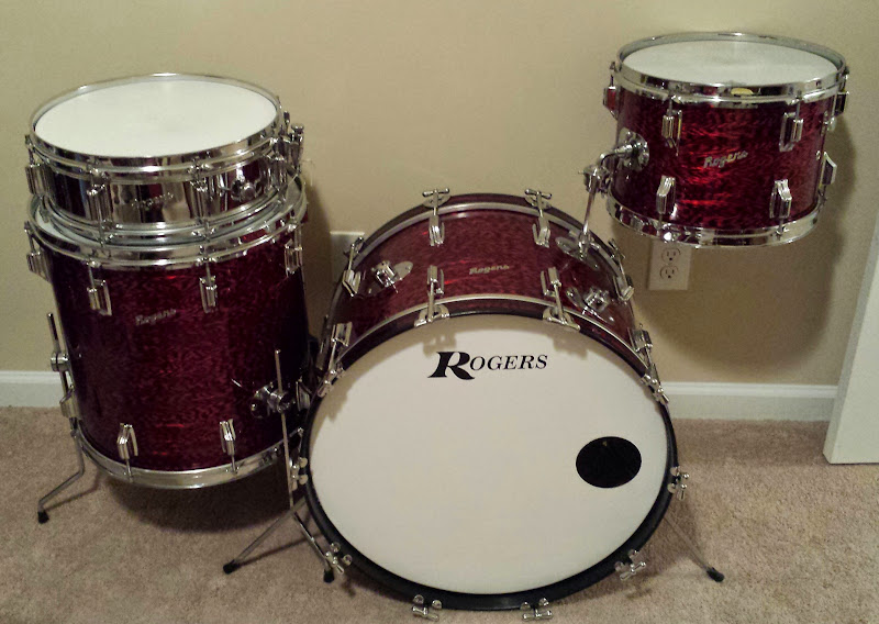 Dating Rogers drums