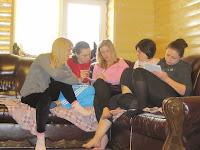 Фоторепортаж с тренинга по ньяса-йоге 12-18 февраля 2012г в Карпатах.732
