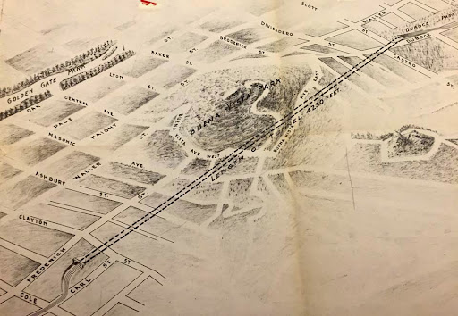 How The Sunset Tunnel Became The Gateway To The West Hoodline
