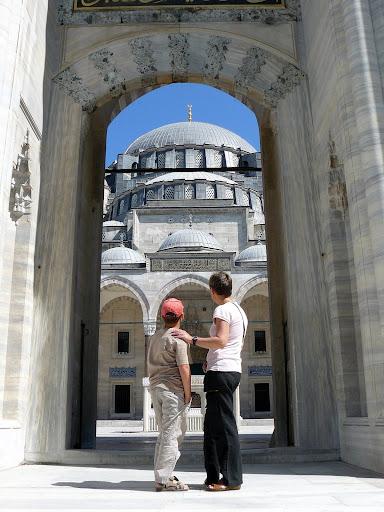 Moschea di Solimano (Suleymaniye Camii)