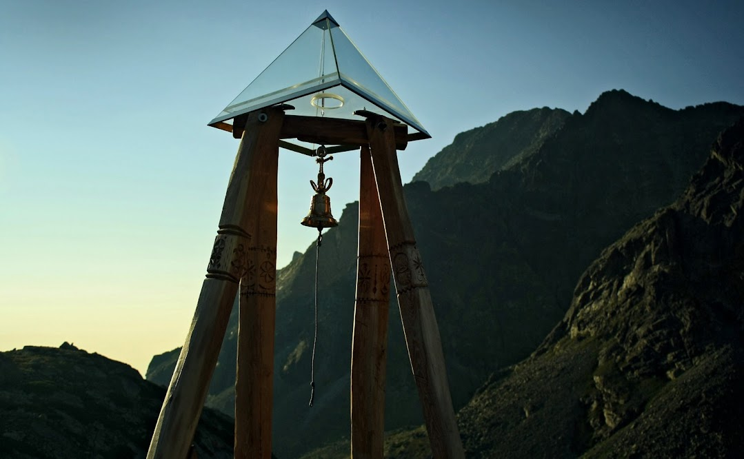 Zbojnicka Chata - zvon