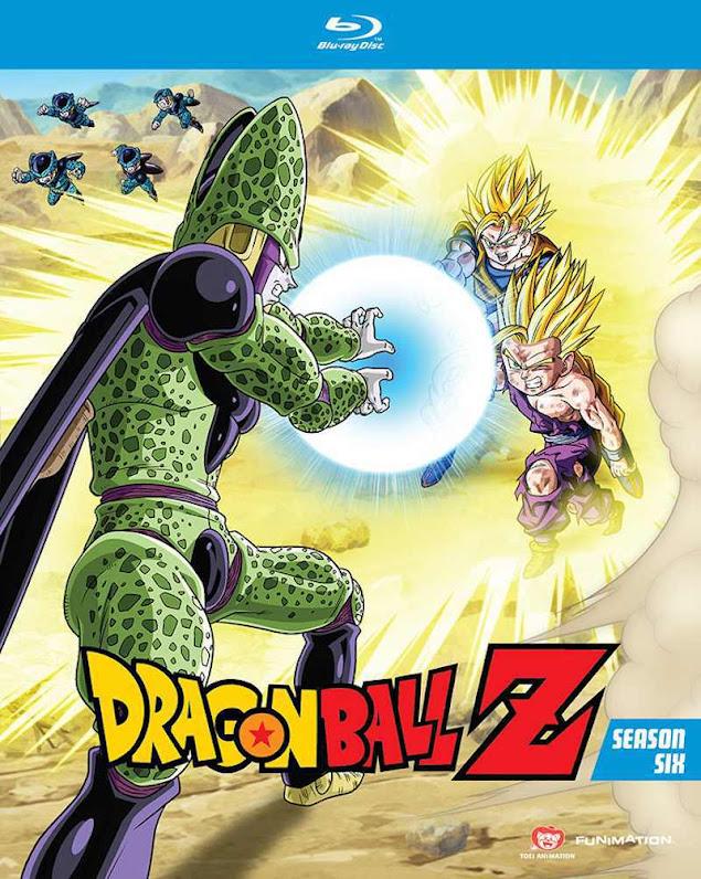 Dragon Ball Z – Temporada 6 [4xBD25]