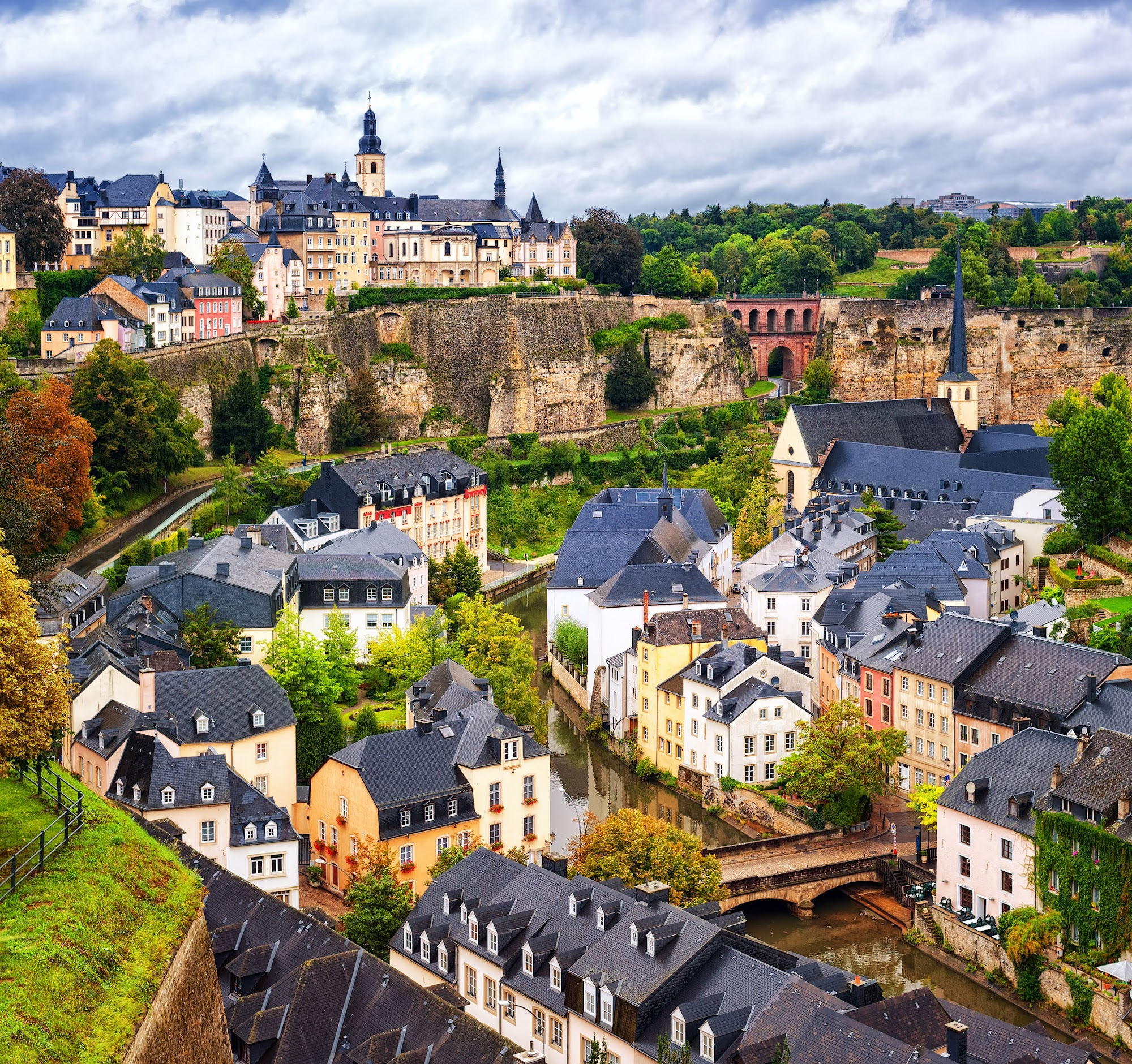 Reisinformatie Luxemburg