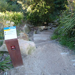 Sign down to Chowder Bay (57296)