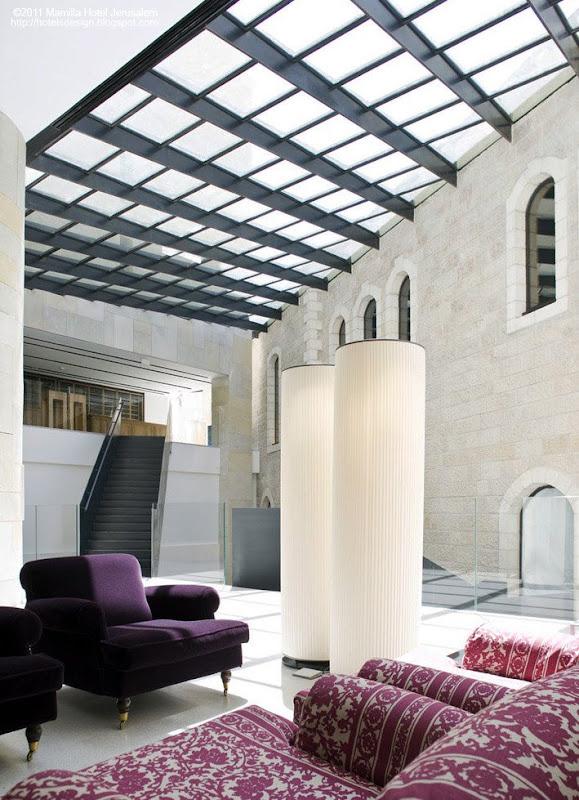 Mamilla hotel Jerusalem_Moshe Safdie_Piero Lissoni_39_Les plus beaux HOTELS DESIGN du monde