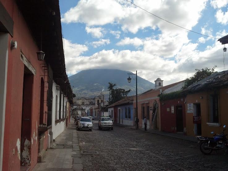 first impressions (Antigua Guatemala)