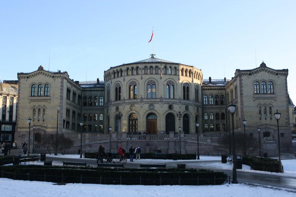 Das norwegische Parlament
