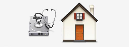 意外と知らない「ホーム」のアクセス権を修復する方法