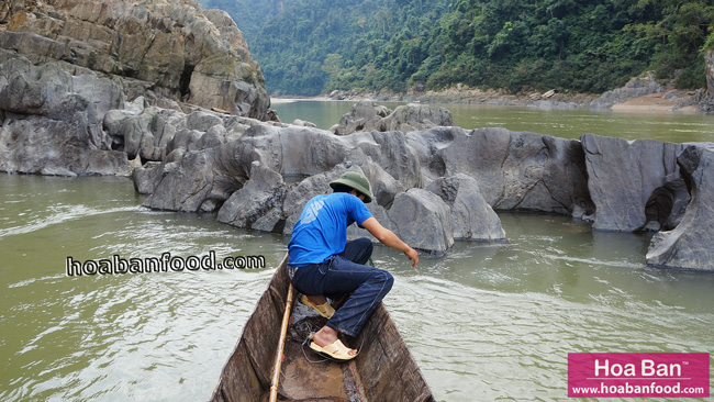 câu cá Chiên - Sông Đà - 2