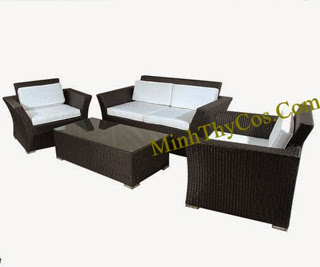 Rattan Sofa Set-MT152