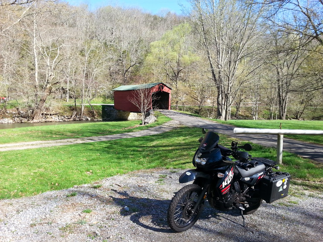 Link Farm Covered Bridge