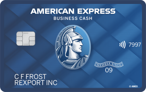 An American Express Card doesn't report to Your Personal Credit