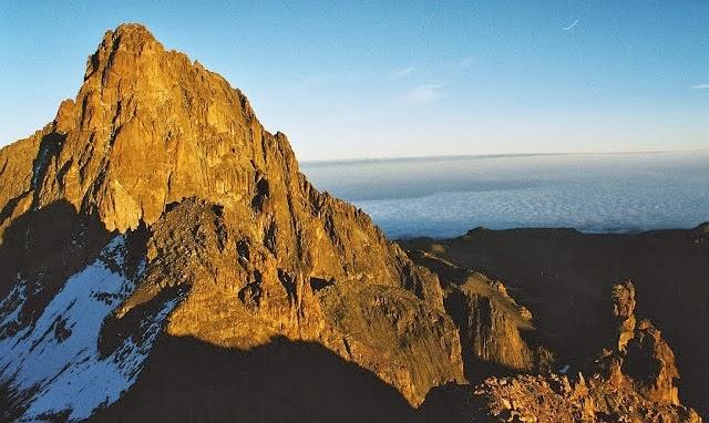 Parque Nacional do Monte Quénia - Férias no Quénia