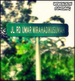 Jalan Rd. Umar Wirahadikusumah
