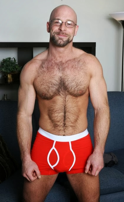 Golden Standard of Red Hot Daddy Hunks
