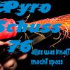 Pyro Schuss 76