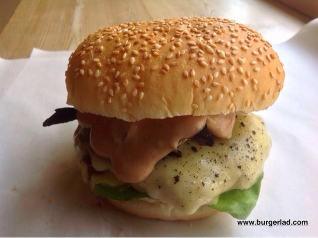 Real Burger Cheltenham Secret Menu
