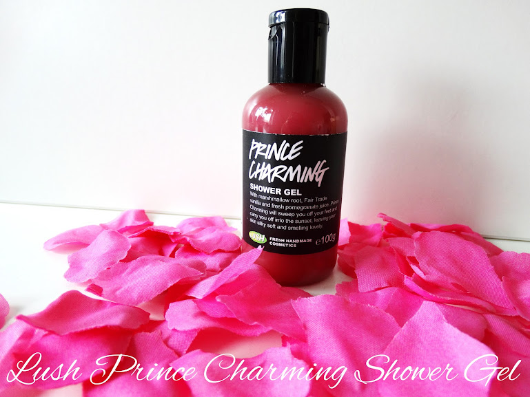 Lush Prince Charming Shower Gel