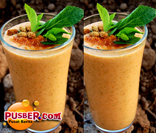 Resep Pepaya Orange Juice