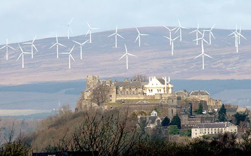 Support For Uk Onshore Wind To Be Reduced By 10 Image