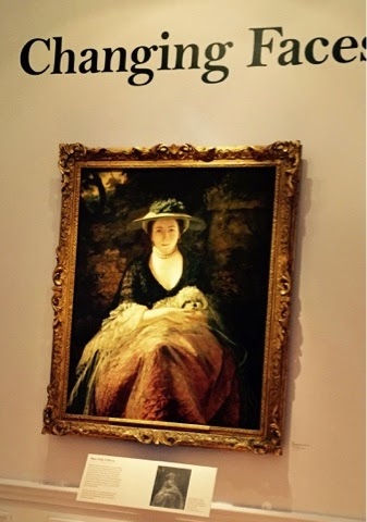The Wallace Collection, Sir Joshua Reynolds exhibition 2015, Miss Nelly O'Brien
