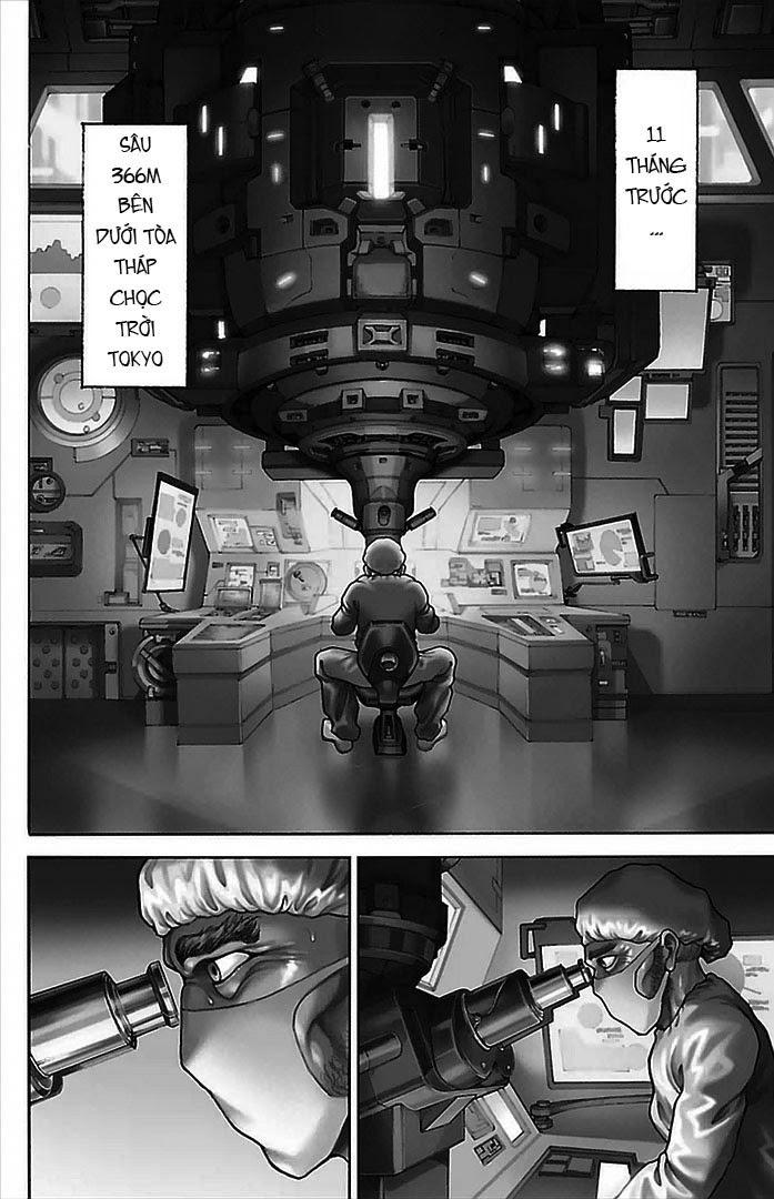 Baki Dou chap 8 page 2 - IZTruyenTranh.com