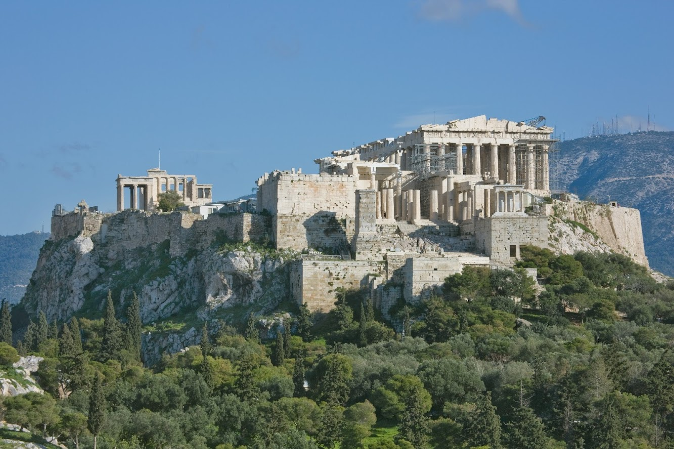Heritage: Restoration of Athenian Acropolis monuments national priority for Greece: official
