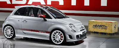 European 500 Abarth esseesse