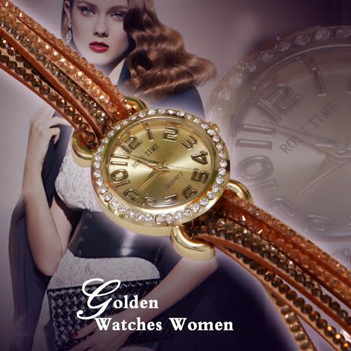 Women Fashion Watches Women Bracelet Quartz Wristwatch