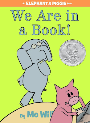 Cover of We Are in a Book! by Mo Willems