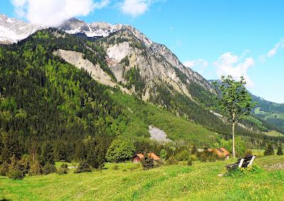 AufderHöh Hintersteinertal Tour Hindelang Hinterstein Giebelhaus Schwarzenberghütte Allgäu primapage