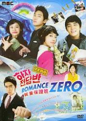 Romance Zero - Biệt Đội Số 0
