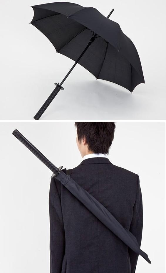 Cool Katana Sword Umbrella