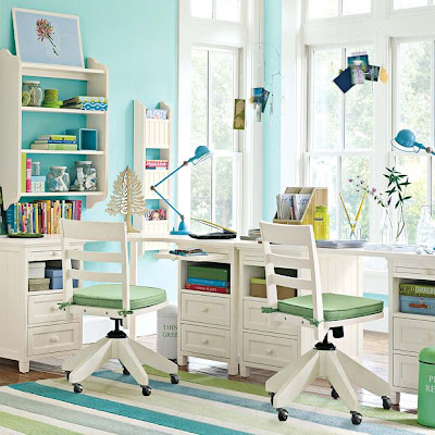 Kids Study Room Furniture Designs Home Office Decoration