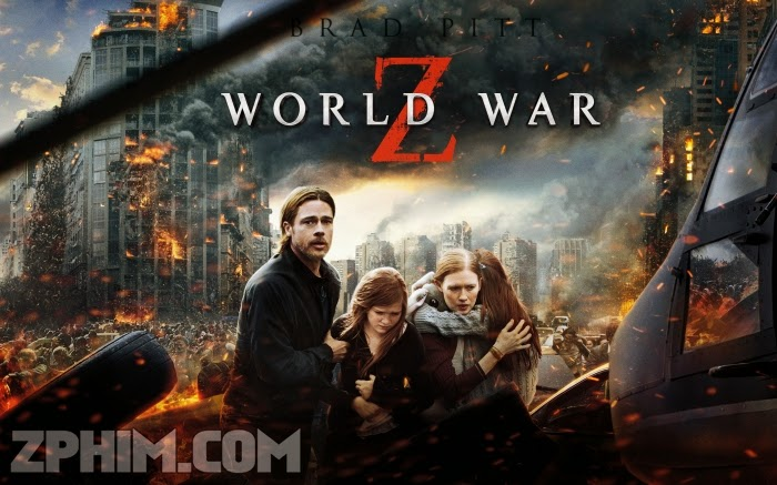 Ảnh trong phim Thế Chiến Z - World War Z 1