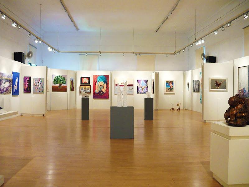 Τελευταία μέρα της έκθεσης για την Ειρήνη (23/9/2011)